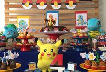 Pokemon bursdag