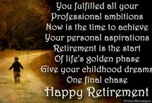Retirement: Wishes, Messages, Quotes and Poems / Retirement Wishes, Messages, Poems and Quotes by WishesMessages.com.