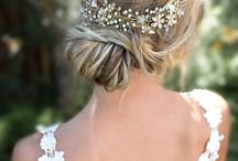 hairstyle- bridal