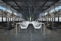 Eating in style-restaurant style