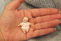 Bambole in miniatura