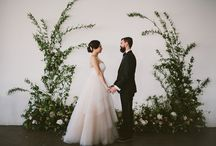 Wedding - Floral + Decor + Cakes