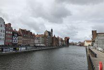 Gdansk four seasons / Gdansk 4 seasons