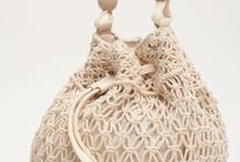 Macrame / Macrame handbag