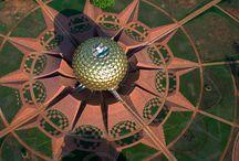 Auroville morarei la