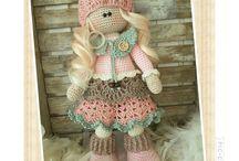 Amigurumi Molly Doll