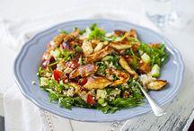 Salades santé