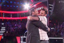 The Voice Adam and Blake