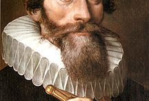 The great astronomer, who proved mathematically firstly that the planets orbit around the sun.