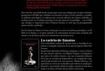 Trilogía del Mal / El poder de la Sombra Libro María José Moreno