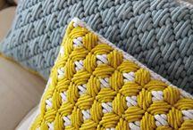 cuscini e tappeti
