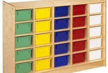 Storage & Organization - Racks, Shelves & Drawers