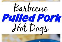 hotdogs / for tasty,delicious and creative hotdog ideas for all to enjoy