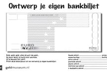 Ontwerp je eigen bankbiljet