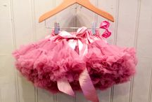 Tutus / Fabulous frothy tutus to make every little girl feel special!