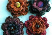 DIY - Fabrics, Yarns & Frilly's / by Josie Benz