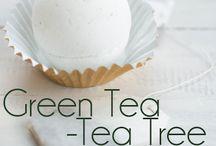 Green Tea Detox Bath / All about green tea detox bath and other relaxing bath teas...