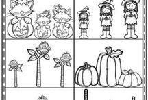 October -preschool