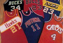 NBA Vintage Jersey Showcase