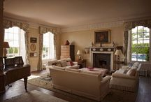 CLASSIC INTERIORS / Cullum Design has classic furniture as well as contemporary furniture and can dress classic country houses to classic townhouse. The classic style is also popular with our relocation clients.