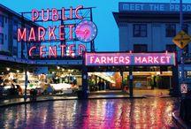 Seattle Portland trip