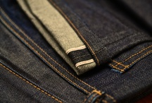 Men's Denim / Jeans / Jawnz / Projectile looms can step off. / by sock pupppet