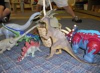CAMP Dinosaur