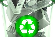 Gadget recycling / Interesting facts to do with gadget recycling, and the most inventive ways of doing it!