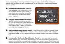 Home Care Marketing Tip Sheets