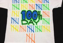 100's day of school