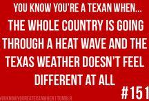 Texan <3