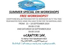 Crafters Inn / Book a class with Thea 0815718111