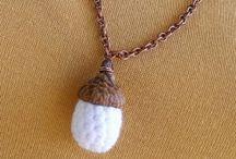 crocheted jewelry to make / by Ricki Walker