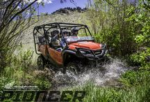 2016 Honda Pioneer 1000 SxS / UTV / Side by Side ATV - SXS1000M3 / EPS / Honda Pioneer SxS 1000 Videos, Review of Specs / Horsepower / Pictures / Price / Release Date and More!