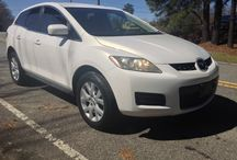 2008 Mazda CX-7 Sport SUV For Sale in Durham NC at The Auto Finders