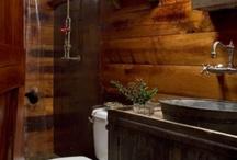Rustic Cabins/Rooms
