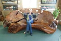TreeTrunk Furniture