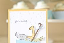 a|s Baby / Sharing DIY baby card & shower ideas