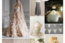 Wedding design inspirations