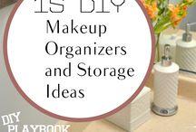 make up organisers