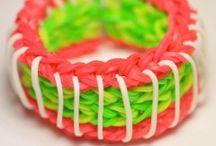 Rainbow loom / by Cindy Brock