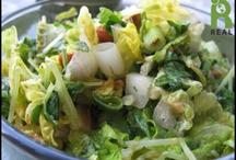 REAL Recipes: Salads