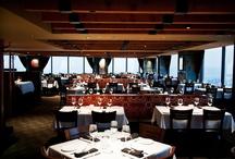 Main Dining Room at Portland City Grill