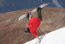 Snowboarding Destinations