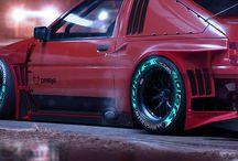 DOPE car's