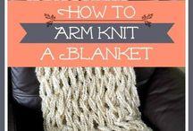 Arm knit