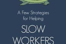 Working and learning strategies