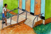 Enabling Disabilities  / Making your home disability friendly -  Cell: 0825541921