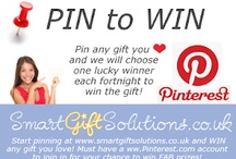 pin to win / by Lynne OConnor