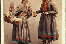 Gamle samiske bilder
